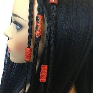 Hair Bead Jewelry, Hair Jewelry, Dreadlock Beads,